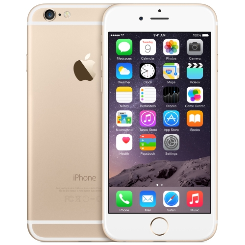 iPhone 6 Plus 128GB Gold (FPT)